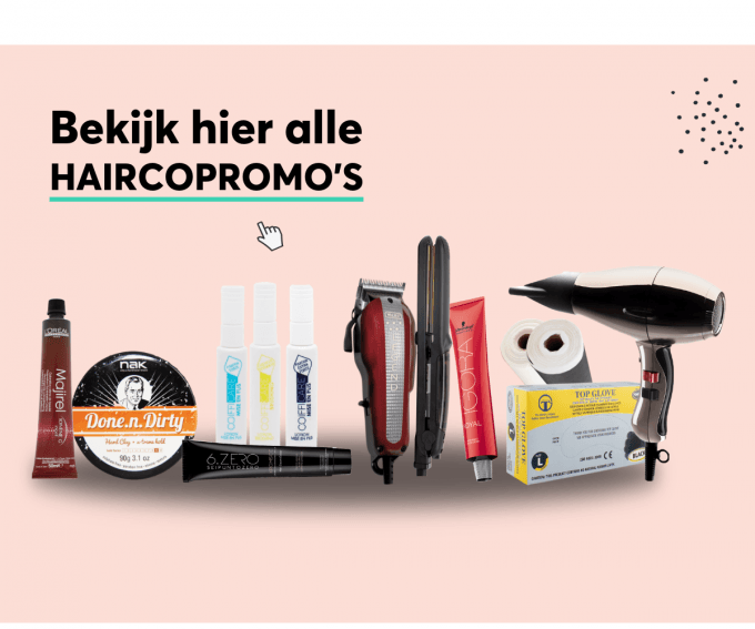 Hairco Promoties