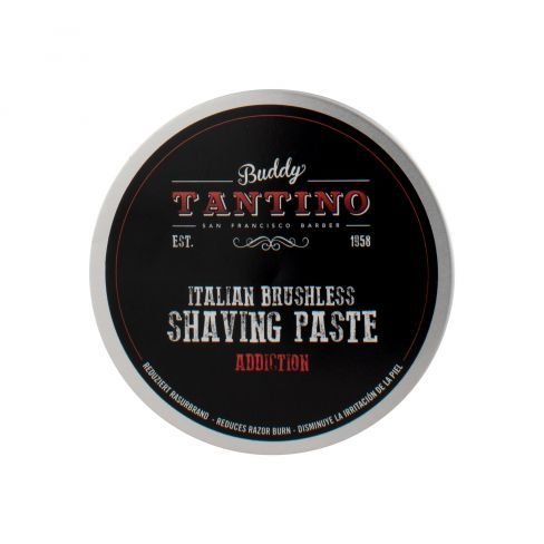 BUDDY TANTINO Addiction Italian Brushless Shaving Paste 150ml