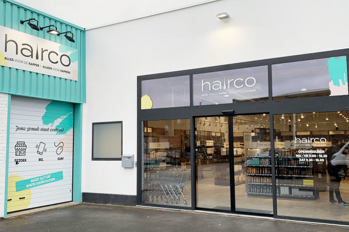 Hairco Sint-Niklaas